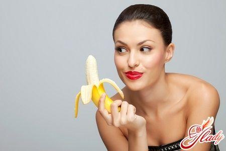 Бананова дієта на 7 днів відгуки