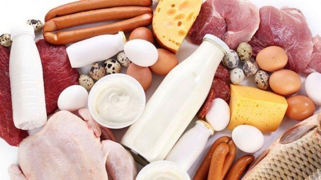 Білкова дієта для схуднення меню на тиждень