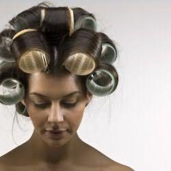 Бігуді для довгого волосся