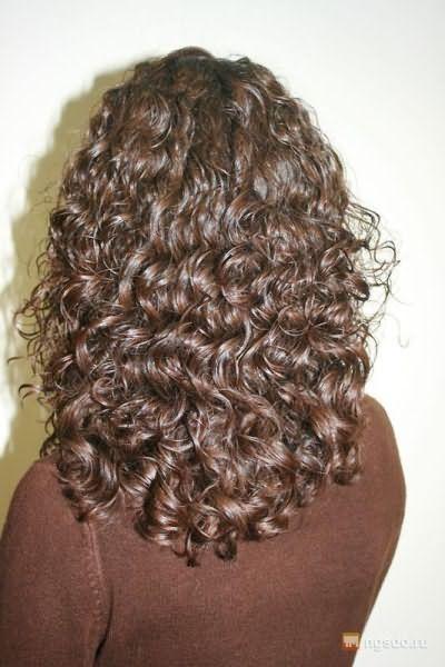 Біозавивка на довге волосся