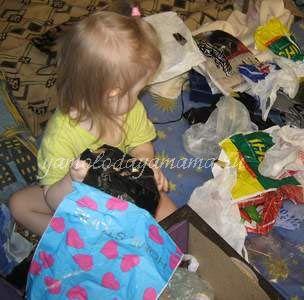 Чим зайняти дитину вдома: іграшки з нічого