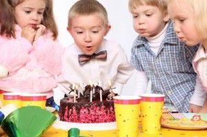 День народження дитини 6 років