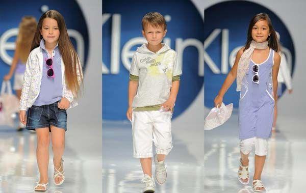 Дитяча мода 2012