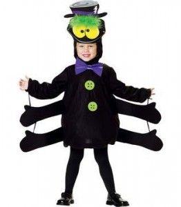 Дитячий костюм павука