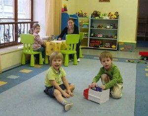 Дитячий садок: за і проти