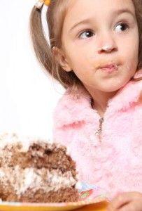 Дитяче десертне меню (від року до трьох)