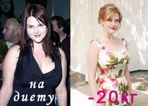 Дієта 20 кг за 20 днів