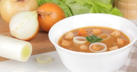 Дієта цибульний суп для схуднення