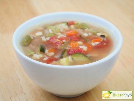 Дієта на супі з селерою