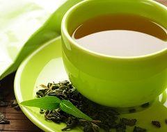 Дієта на зеленому чаї і молоці