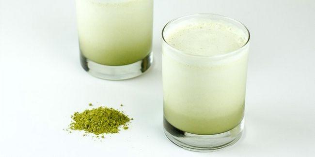 Дієта на зеленому чаї з молоком