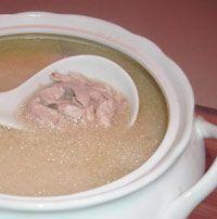 Дієтичний суп з курки рецепт