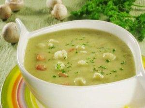 Дієтичний суп з куркою