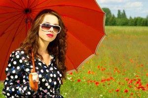 Дизайнерський парасолька - родзинка вашого стилю
