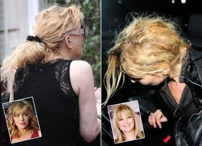 Довге волосся блонд