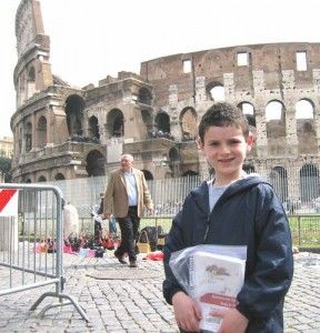 Їдемо з дитиною в італію!