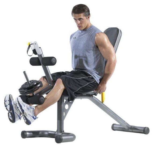 Якщо робити вправи тільки на нижній прес