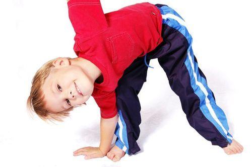 Фізичний розвиток дошкільників