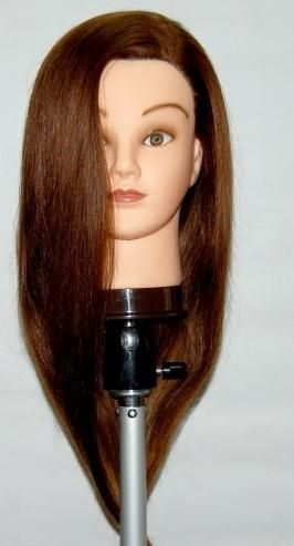 Голова манекен для зачісок