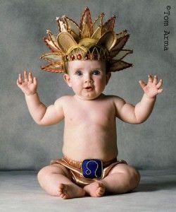 Гороскоп дитини-лева, або «я - імператор всесвіту, наказую ...»