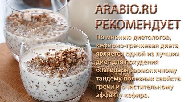 Гречаної дієта кефіру для схуднення відгуки
