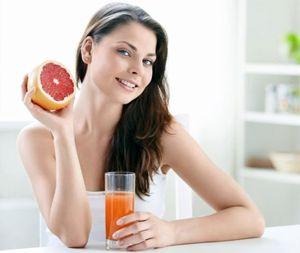 Грейпфрутова дієта для схуднення з яйцем