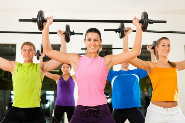 Групові заняття для схуднення