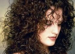 мокра хімія на середні волосся