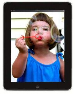Ipod для дитини