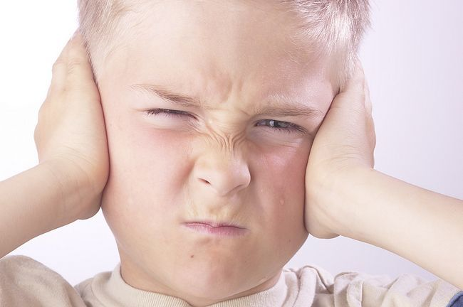 Ячмінь на оці у дитини