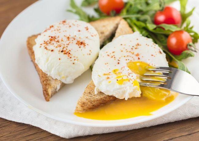 Яйця - ідеї для сніданків, оригінальні і традиційні рецепти від юлии висоцької
