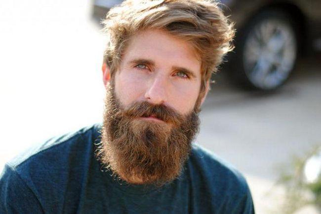 До чого сниться борода