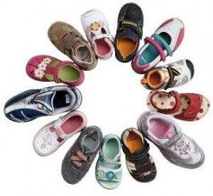 До питання про вибір дитячого взуття