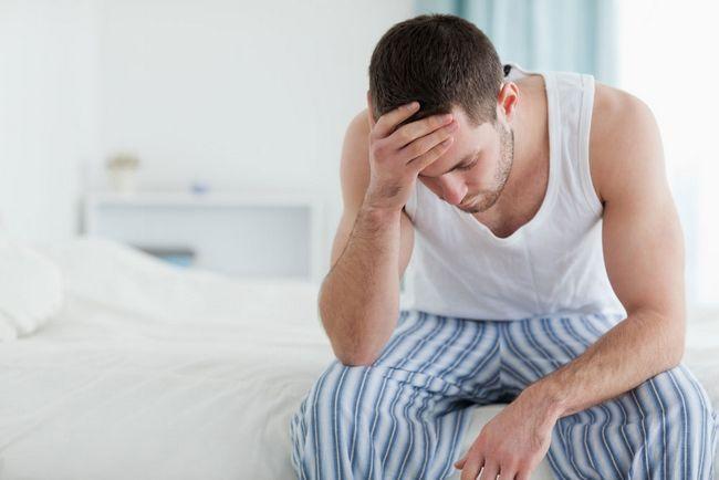 Як беруть сік простати у чоловіків