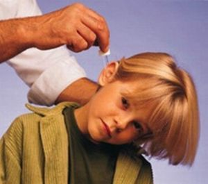 Вилікувати вухо (отит)