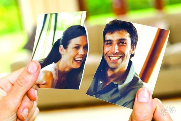 Як швидко пережити розлучення з чоловіком