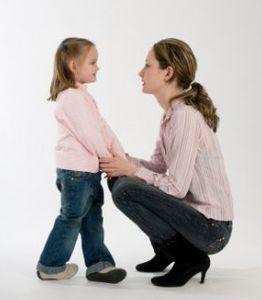 Як говорити з дитиною про