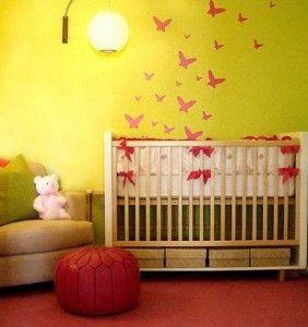 Як змінити інтер`єр до народження дитини?