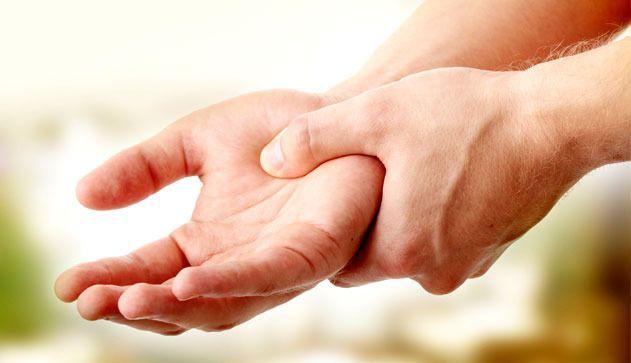 Як лікувати оніміння руки