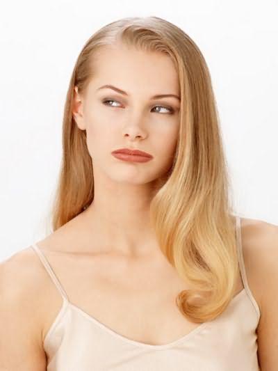 Як лікувати сухе волосся