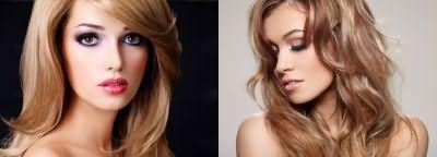 Каскад - гарний варіант для довгого волосся