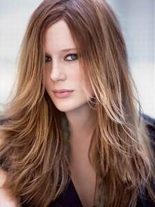 Приклад зачіски з довгим волоссям