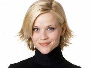 Різ Уізерспун - яскрава представниця жінок з трикутним обличчям