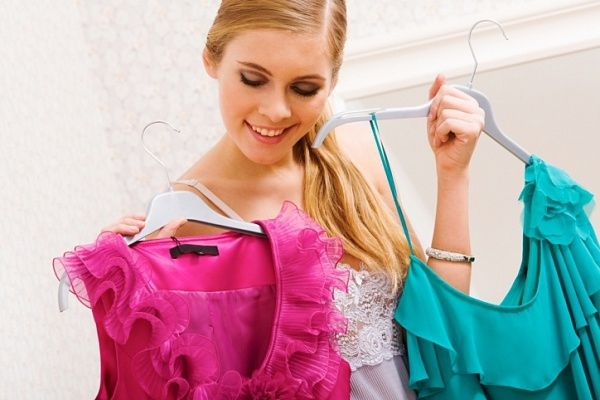 Як підібрати колір в одязі