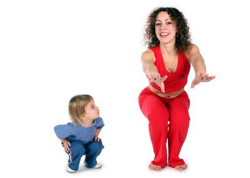 Як схуднути після народження дитини