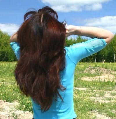 Як пофарбувати волосся народними засобами