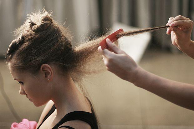 як зробити зачіску з начосом