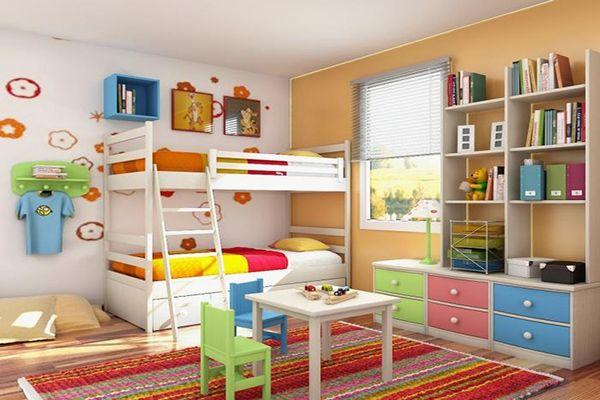 Як правильно облаштувати дитячу кімнату