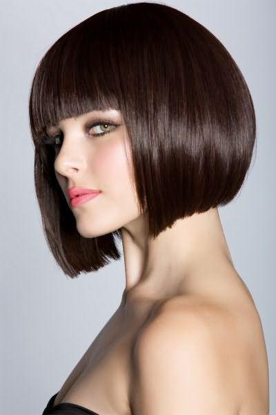 Подвійне каре на довге волосся фото