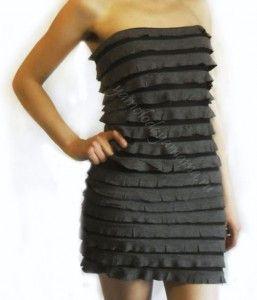 Як зшити просте плаття?